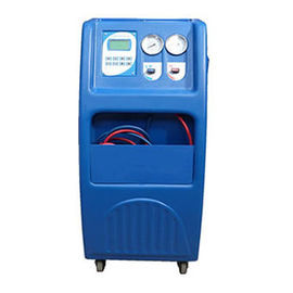 China Auto Workshop Equipment , Auto A / C Service Machine For Refrigerant Recovery / Recharge factory