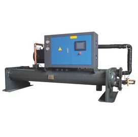 China Injection Molding Machine Water Cooled Screw Chiller With Double Compressor factory