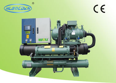 China 3827KW Double Compressor R407C Industrial Water Chillers For Molding Machines factory