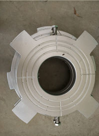 China Steel Mould For Motorcycle Tyre Making Molds / Air Bag Tire Mould factory