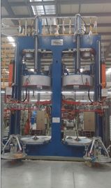 China Steel-belted Curing Press Machine , Heat Resistance Tyre Vulcanizing Machine factory