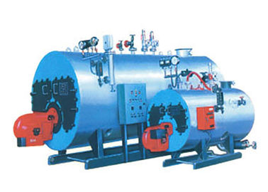 China WNS Series 6 Ton Gas Fired Industrial Steam Boiler Approved ISO9001 factory