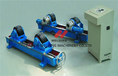 China Welding Turning Roll Tank Rotators 10T For Vessel / Tank Welding , Conventional Lead Screw Type factory