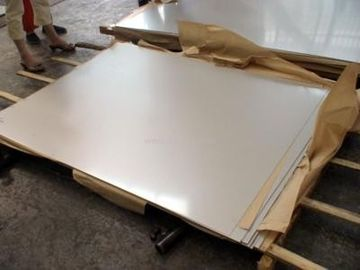 China SPCC ST12 Thin 430 Cold Rolled Stainless Steel Plate / Sheet 4 x 8 / 430 SS Pressure Vessel Plate factory