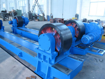 China WR300 Pressure Vessel Welding Turning Rolls for the ship boiler , VFD Control Turning Roller factory