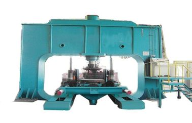 China 110KW Φ 10000 × 50mm Pressure Vessel Dished End Machine  / equipment factory