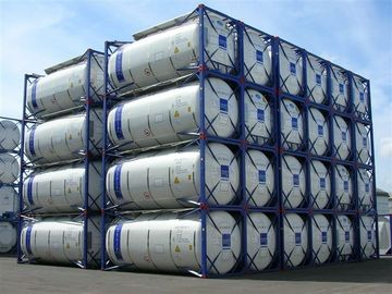 China 50000 Liter LPG Pressure Vessel Tank Container (CLW8102) factory