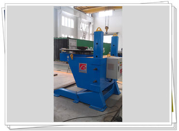 China Height Adjustable Rotary Turning Table For Elbow Shaft Pipe Flange Welding factory