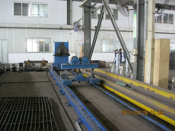 China Automatic Conventional Rotary Weld Positioners For Manual Operation 2000kg factory
