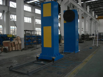 China Elevating Rotary Welding Positioners , HTS Series Head and Tail Stocks Weld Positioner factory