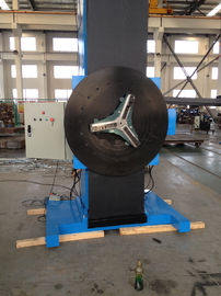 China Portable Rotary Welding Positioners With High Efficiency For Metal Welding factory