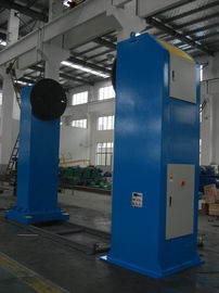 China Conventional Adjustable Tank Rotary Welding Positioners , Pipe Welding Positioner For workpiece factory