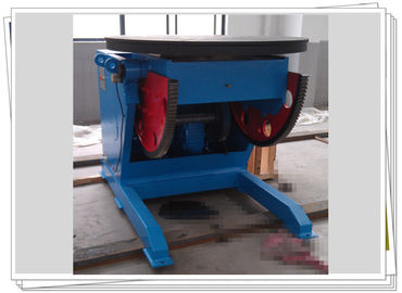 China Robust Structure Stable Performance Elbow Shaft Welding Rotary Turning Machine factory