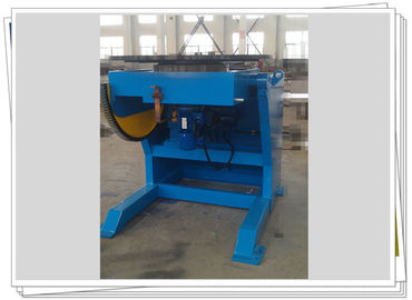 China 120degree Overturning Welding Positioner With Varouis Claw Optional factory