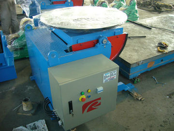 China Elevating Pipe Welding Positioner , Automatic Welding Rotating Table factory