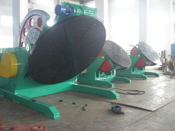 China Automatic tilting Welding Positioner For Pipe / Tank ZHBJ200 20T factory