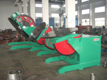 China 5ton - 20ton automatic pipe welding positioner , welding positioners with gun support factory
