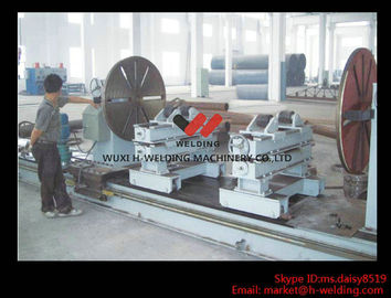 China Hydraulic Double Column Rotary Welding Table , Tank Turning Table for Welding Line Machinery factory