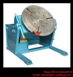 China 600Kg Boiler Pipe Welding Positioner Equipment 0.5rpm For Engineering Machinery factory