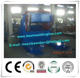 China Rotary Tilting Automatic Pipe Weld Positioner / Welding Welding Turntable factory
