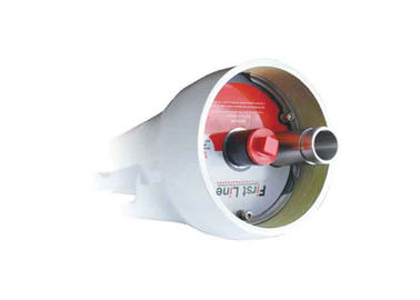 China End entry  membrane housing pressure vessels for RO water treatment system 450 psi factory