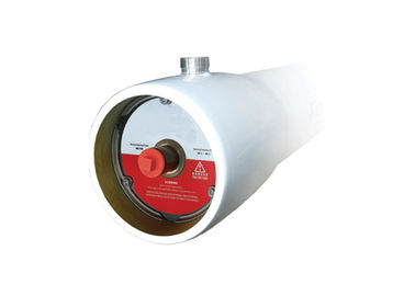 China 300 psi  FRP Reverse Osmosis Pressure Vessel  Flat surface / Membrane Housing Pressure Vessels distributor