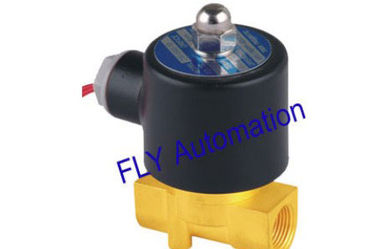 China 2W040-10 UD-10 Normal Temperature Interchangeable Brass Water Solenoid Valves factory