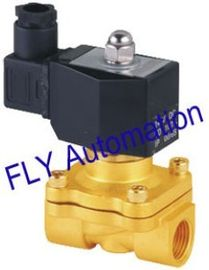 China 2 Way 2W160-15 UW-15 Diaphragm Brass. Water Solenoid Valves Can Operated Without Pressure factory