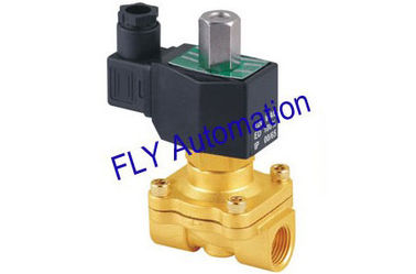 """China 220VAC  Normally open 3/8"""" Diaphragm Brass Or Zinc Alloy Water Solenoid Valve 2WT160-10 factory"""